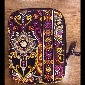 Vera Bradley Tablet Case/Sleeve, Safari Sunset